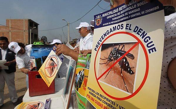 Ucayali: hasta ahora hay 11 muertos y más de 5 mil casos de dengue