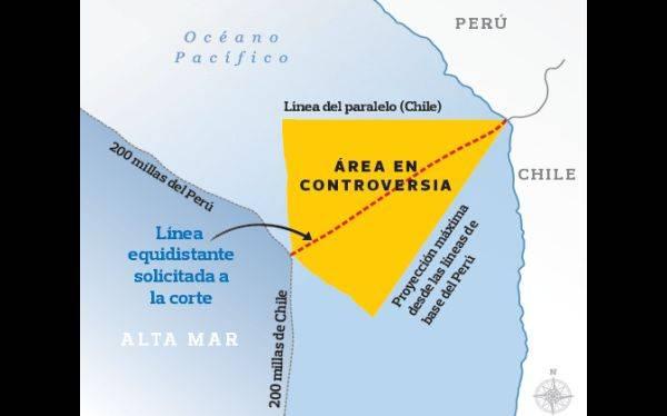 ¿Favorece necesariamente a Perú o Chile la pregunta de la Corte de La Haya?