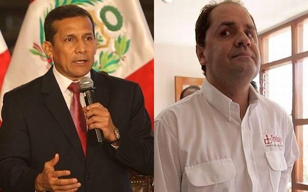 Humala prefiere el silencio y no explica la situación de Villena