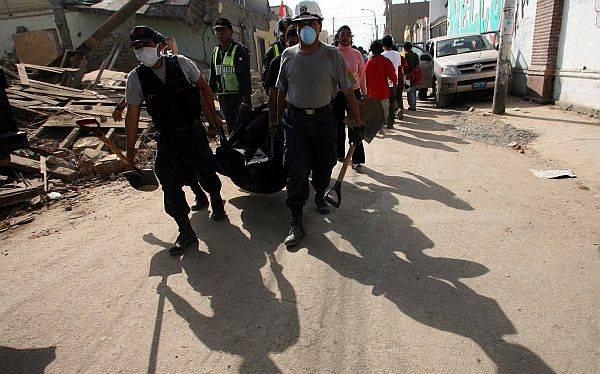 Un terremoto de 8 grados dejaría más de 50 mil muertos en Lima