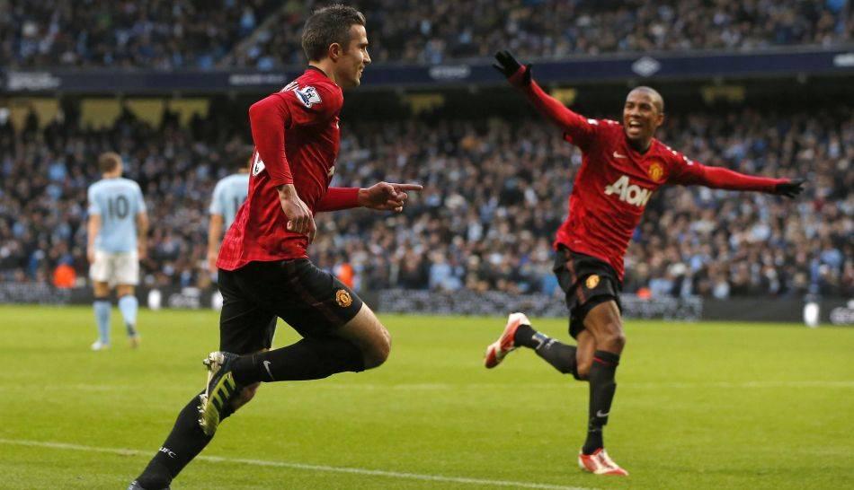 FOTOS: Revive la emoción y el festejo del triunfo del Manchester United sobre el City por la Premier League