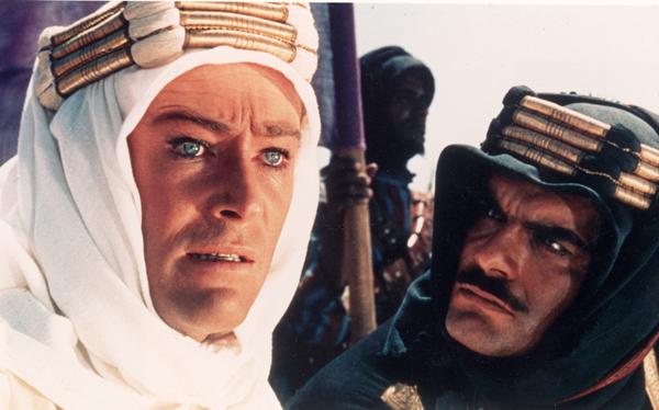"""""""Lawrence de Arabia"""", lo que deberías saber de la película que inmortalizó a Peter O'Toole"""
