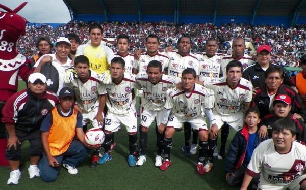 Copa Perú: UTC de Cajamarca venció 2-0 a Alfonso Ugarte en la primera final