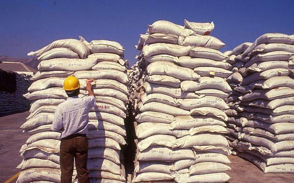 Producción de harina de pescado alcanzará las 900.000 toneladas este año
