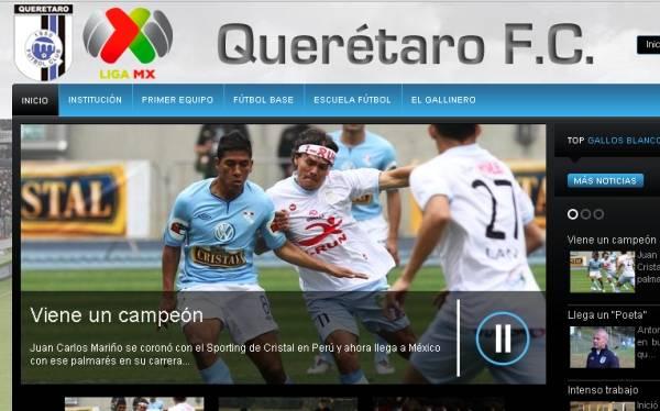 """Juan Carlos Mariño recibe bienvenida de Querétaro: """"Viene un campeón"""""""
