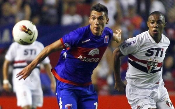 Tigre y Sao Paulo definen mañana al campeón de la Copa Sudamericana
