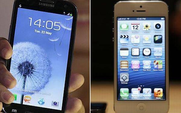 El Samsung Galaxy S3 es el mejor dispositivo del 2012, según CNET