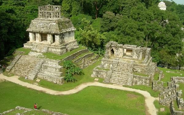 Cinco edificaciones de la civilizaci n maya que deber as for Civilizacion maya arquitectura