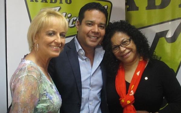 Héctor Felipe dejará de dormir tres días seguidos para ayudar a niños de Aniquem