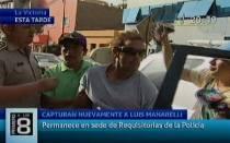 Luis Mannarelli fue detenido por presunto tráfico de drogas en Punta Hermosa - Noticias de clan caligula