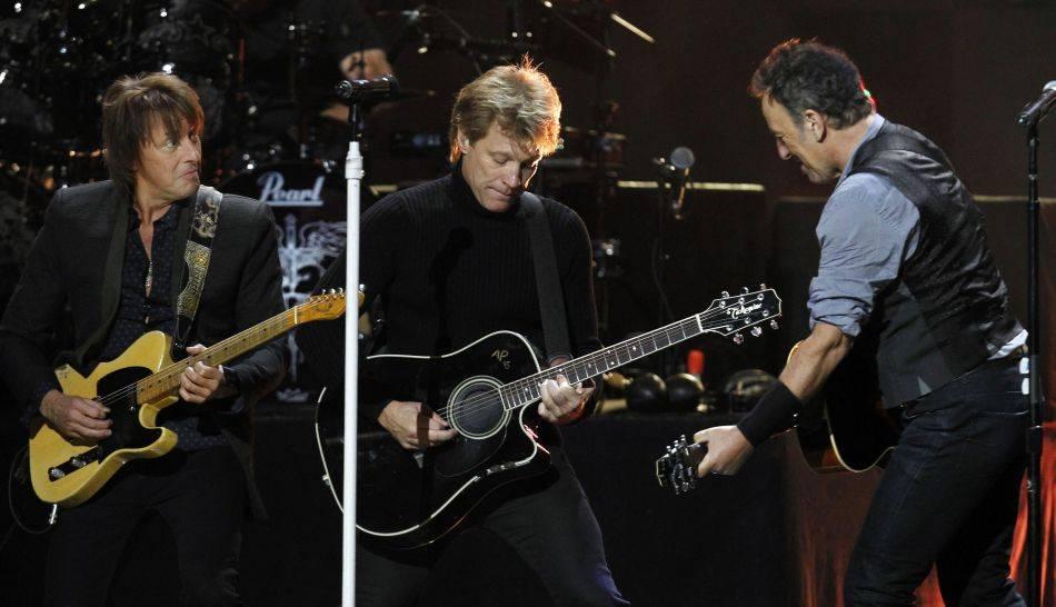 """FOTOS: concierto """"12-12-12"""" reunió a constelación de estrellas para ayudar a víctimas de la tormenta Sandy"""