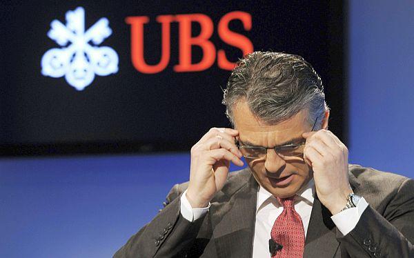 Banco suizo UBS pagaría US$1.100 millones por manipular la tasa Libor