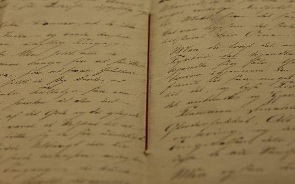 Hallan el que sería el primer cuento de Hans Christian Andersen