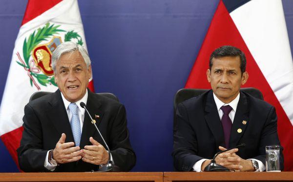 """Piñera invita a Chile y Perú a """"abrazar el futuro"""" tras juicio en La Haya"""