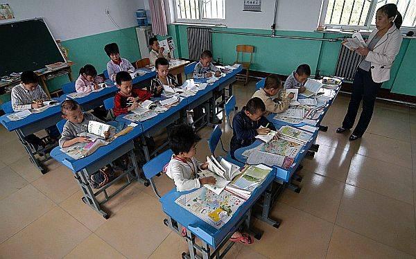 Masacre en China: 22 niños fueron apuñalados frente a su escuela