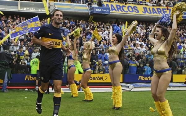 Schiavi dejó Boca Juniors y al 'Loco' Palermo para jugar en China
