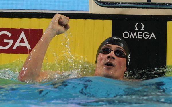 Máximo rival de Michael Phelps marcó nuevo récord mundial de 100 metros estilos
