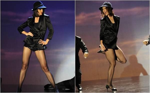 Katie Holmes, la mujer con el mejor cuerpo del 2012