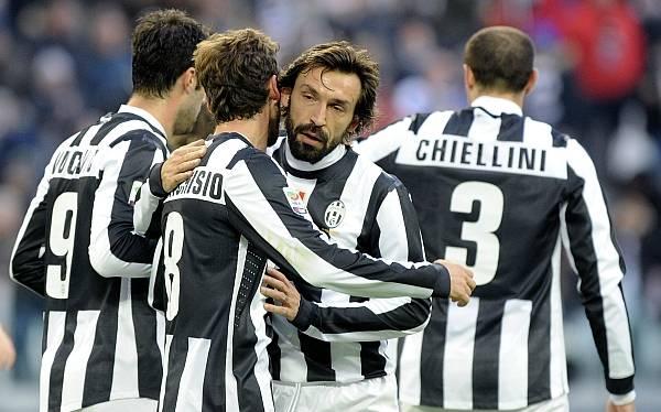 Juventus venció 3-0 a Atalanta y aumentó su ventaja sobre el Inter