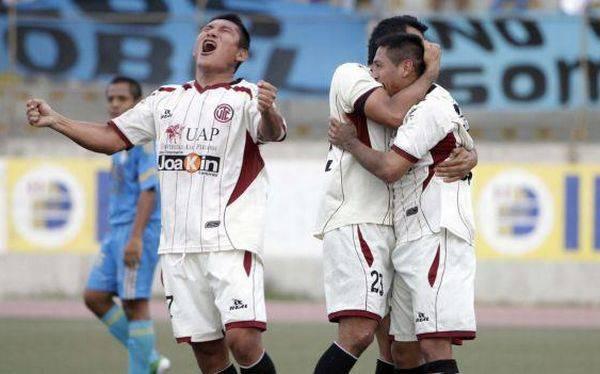 UTC de Cajamarca alzó la Copa Perú y jugará en Primera División el 2013