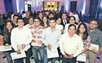 El Comercio se vistió de gala para reconocer a sus mejores talentos - Noticias de carlos vasquez sarmiento