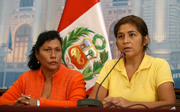 Fiscalía pediría que Obregón y Malpartida sean citadas a juicio de 'Artemio'