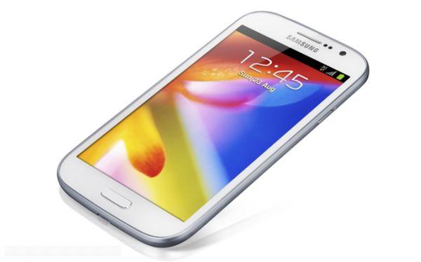 Samsung presentó un teléfono más grande que el S3