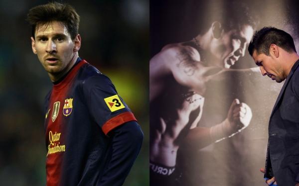'Maravilla' Martínez superó a Messi y fue considerado el mejor deportista argentino del 2012