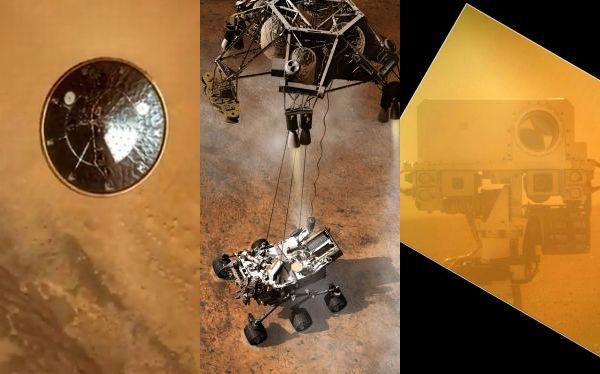 Curiosity, Megaupload y los hechos más importantes de la ciencia y tecnología del 2012