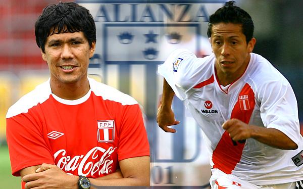 Roberto Merino y Walter Vílchez decidirán mañana si juegan en Alianza