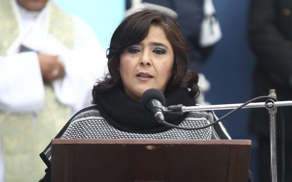 """Ana Jara rechazó aumento de congresistas: """"Primero deben demostrar productividad"""""""