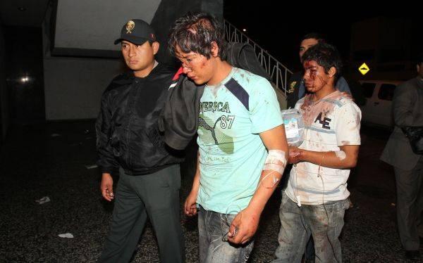 Asesinos del alcalde de Angasmarca iban a cobrar S/.5 mil por el crimen