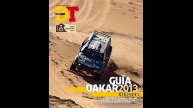 Guía Dakar 2013: recíbela gratis con El Comercio este viernes 21