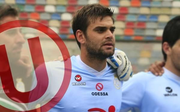 Fernando Allocco confirmó su fichaje por Universitario de Deportes