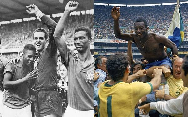 Campeones mundiales de Brasil recibirán pensión vitalicia de US$1.958