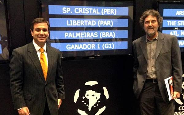 """Cristal: """"Nuestro grupo en Libertadores es muy duro, pero pudo ser peor"""""""