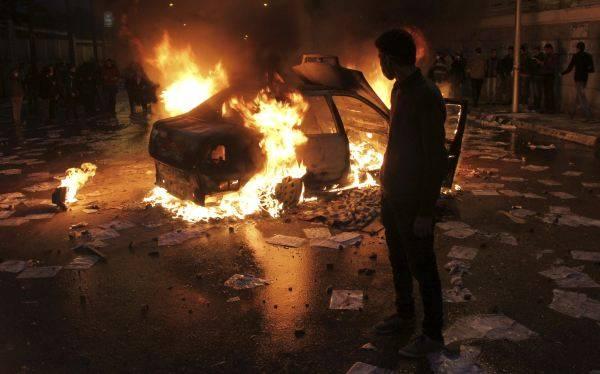 Egipto: enfrentamientos dejan 60 heridos a un día del referéndum