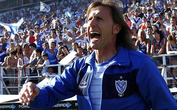 """Ricardo Gareca: """"Me gustaría tener a Donny Neyra en Vélez Sarsfield"""""""