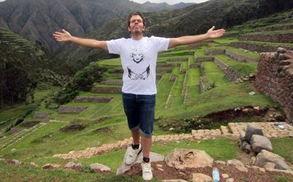 """Perez Hilton: """"Estoy tan enamorado de Perú que deseo que me llamen Perú Hilton"""""""