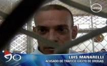 """Luis Mannarelli al inicio de su juicio por narcotráfico: """"Soy inocente"""" - Noticias de luis mannarelli rachitoff"""