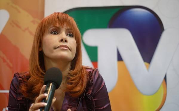 Magaly Medina descartó que final de su programa sea por bajo ráting