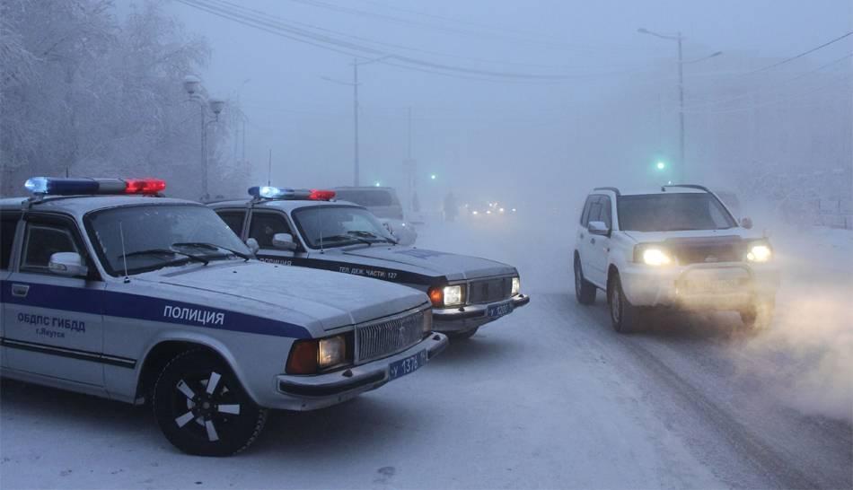FOTOS: Rusia soporta invierno más crudo en 70 años con temperaturas de hasta 44 grados bajo cero