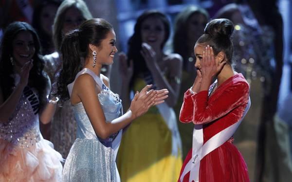 El idioma, uno de los grandes problemas de las candidatas al Miss Universo