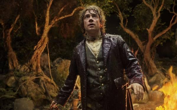 """Estrenos de Navidad no logran desplazar a """"El Hobbit"""" del primer puesto de la taquilla"""