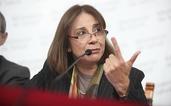 """Ministra de Salud defendió a Jara: """"Hace propuestas para solucionar el impasse"""""""