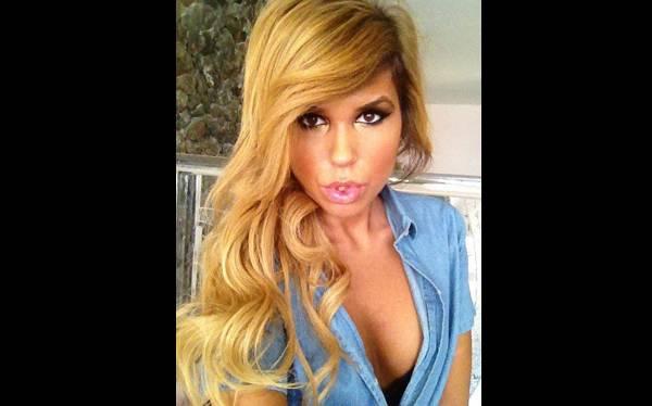 """FOTOS: la hija de Laura Bozzo posará para """"Playboy"""""""