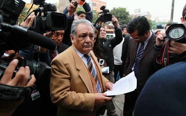 'Muerte civil' impedirá que Movadef vuelva a presentar candidatos en elecciones