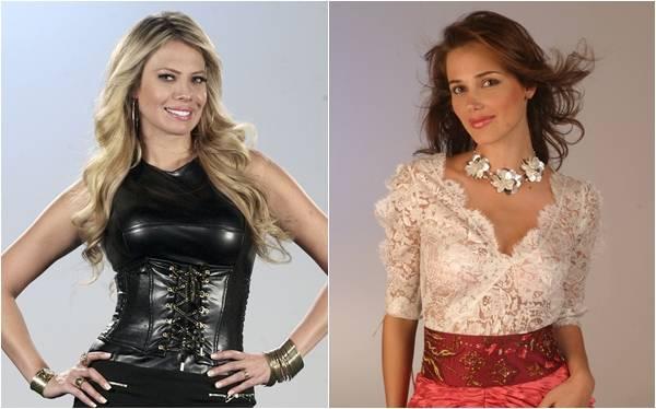 Laura Huarcayo competiría con Maju Mantilla en la TV a la una de la tarde