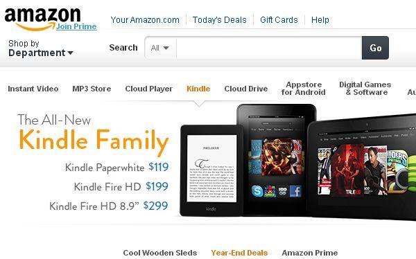Amazon es el sitio web más gratificante para comprar, según encuesta