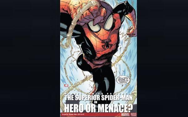 """Peter Parker muere en el último número de """"Spiderman"""""""